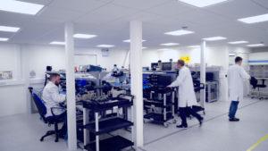 Raptor Production Facility