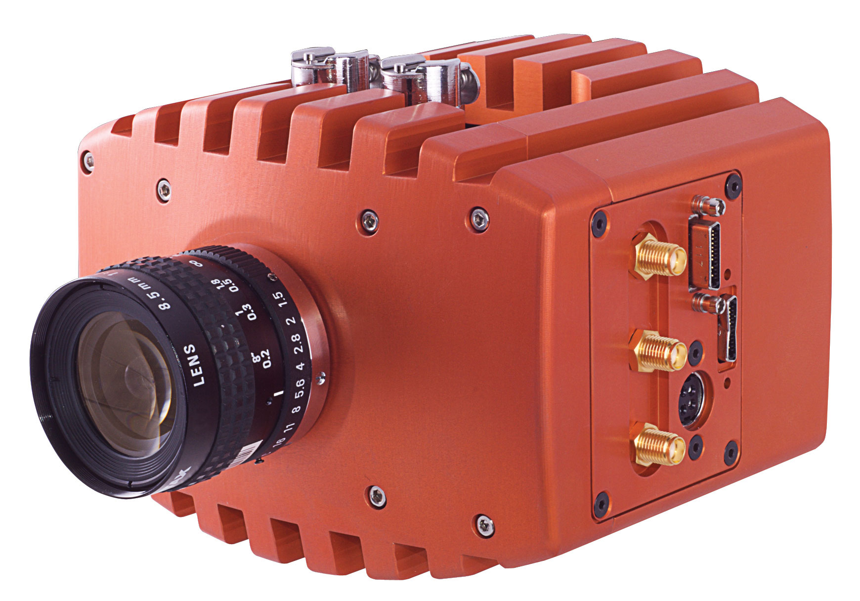 Spectroscopy CCD