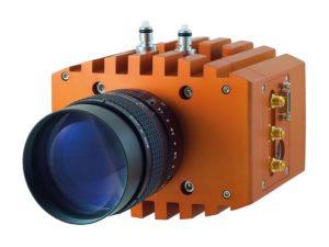 Falcon II EMCCD camera