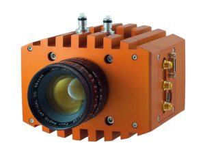Falcon III EMCCD camera