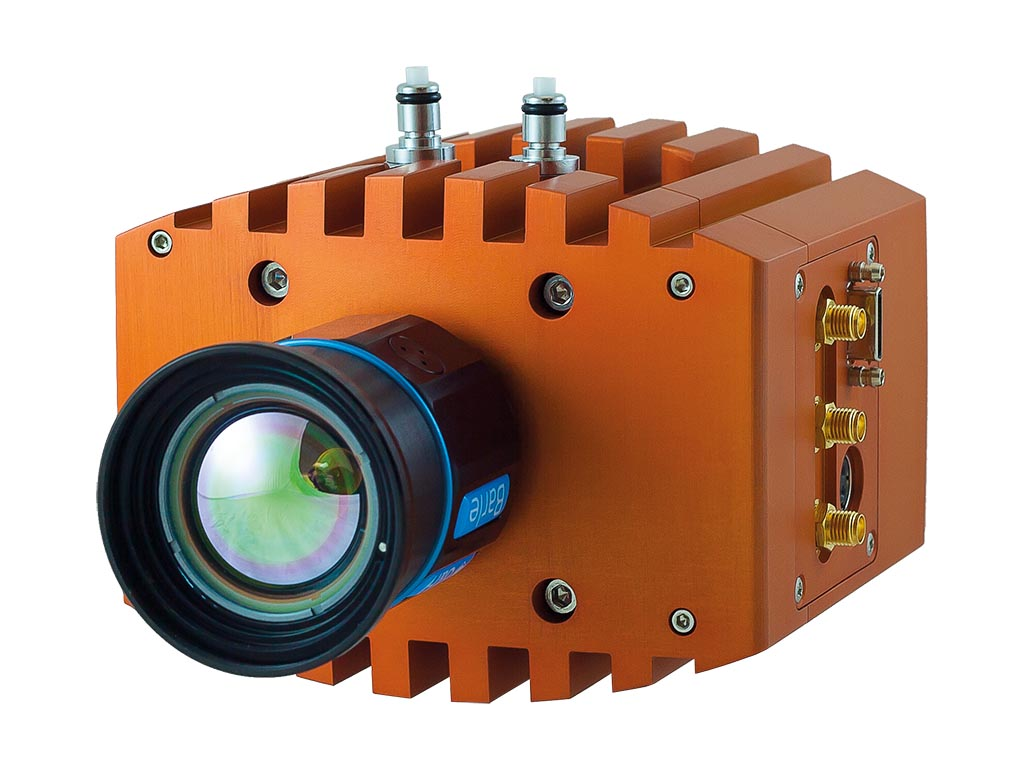Kestrel EMCCD camera