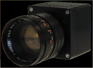 Hawk 252, high resolution EMCCD camera