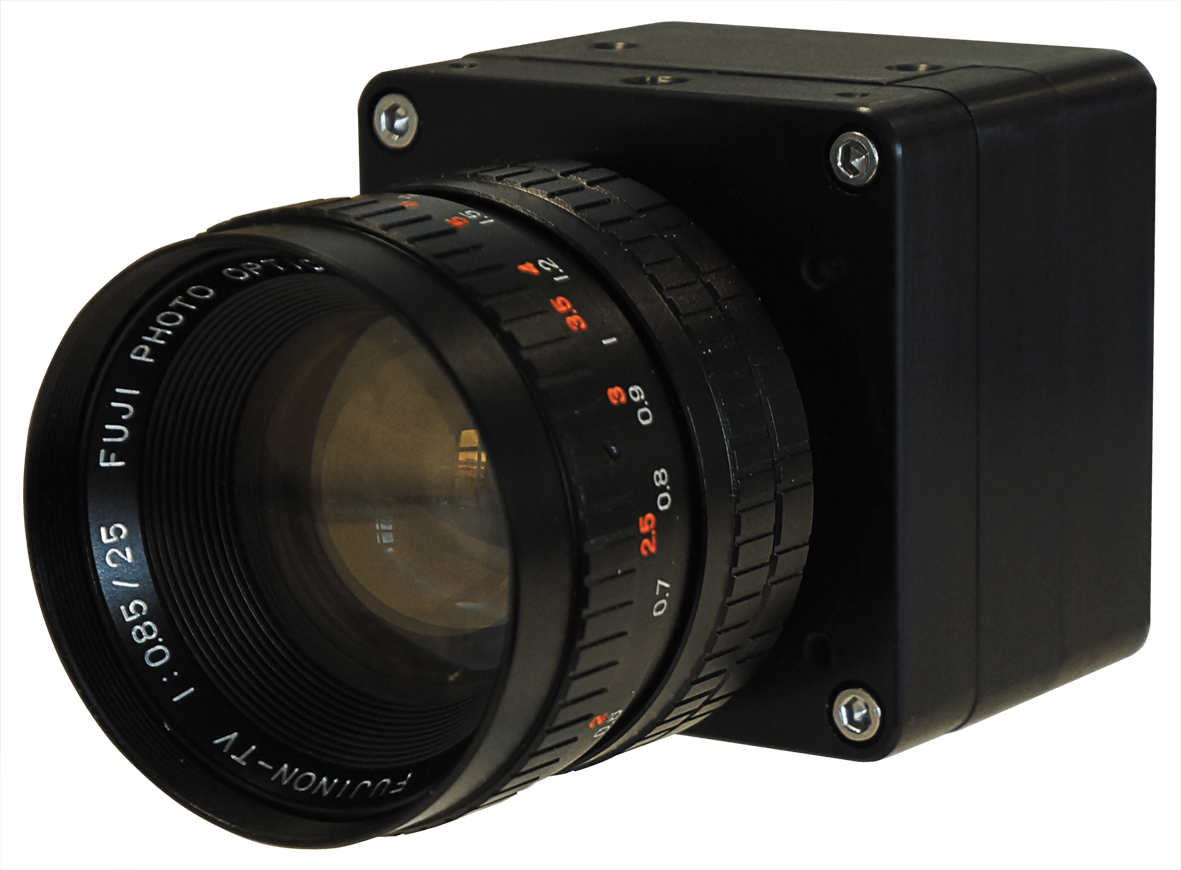 Hawk 252, high resolution EMCCD camera
